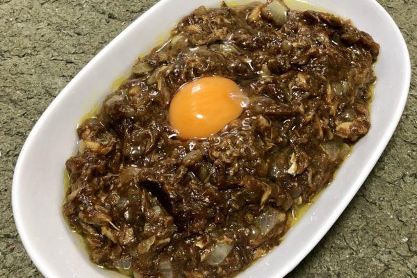癖になる!「無水サバ缶キーマ風カレー」を料理してみた!