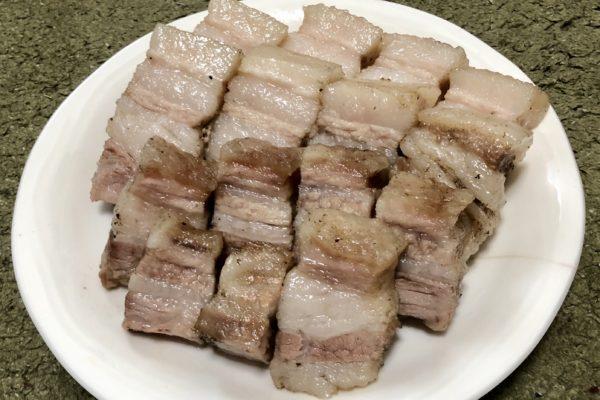 「レンジ 烏龍チャーシュー」を料理してみた!
